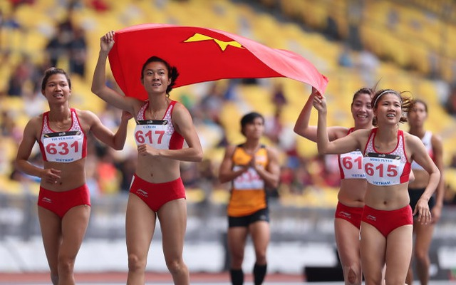 Vietnam's 'Queen of Speed' faces stern test in SEA Games title defense