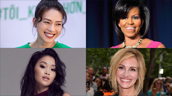 Michelle Obama, Julia Roberts in Vietnam for girls' education program