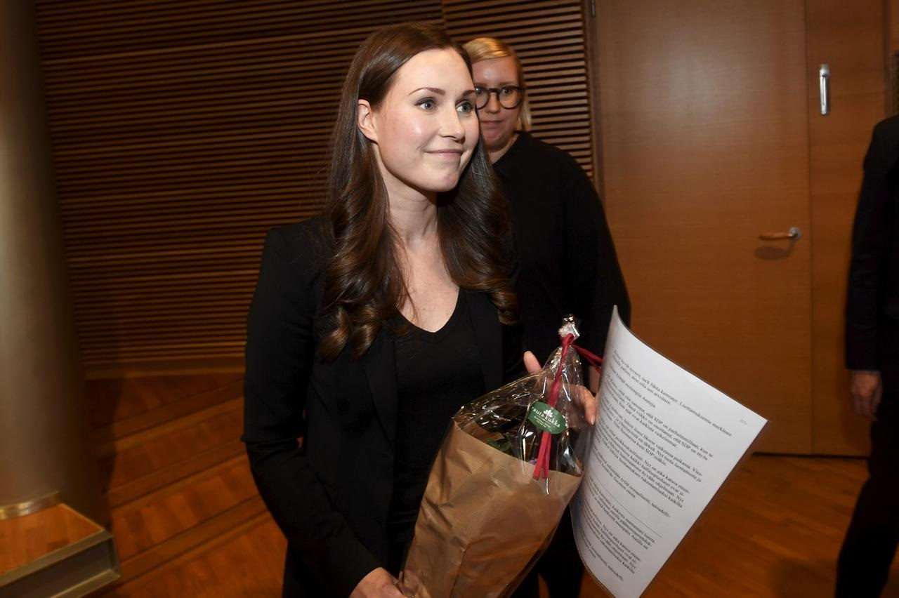 Finland's Social Democrats name Marin to be youngest ever prime minister