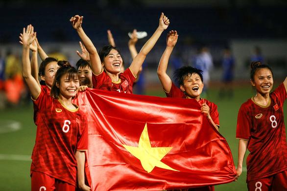 Vietnam to reward SEA Games women's football champions with big bucks