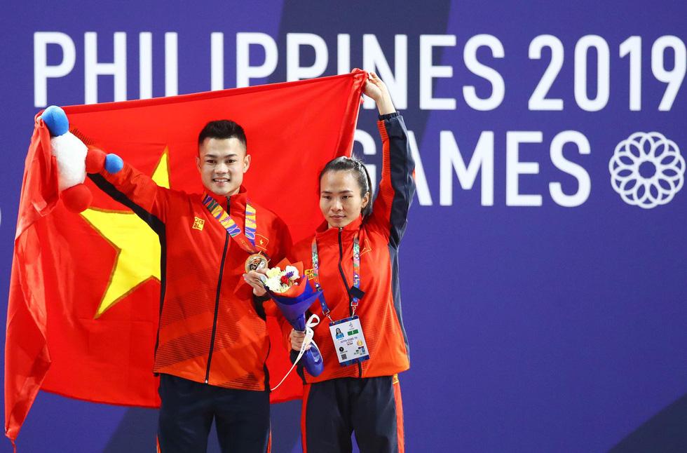 Vietnam's Vingroup motivates SEA Games medalists with lucrative rewards