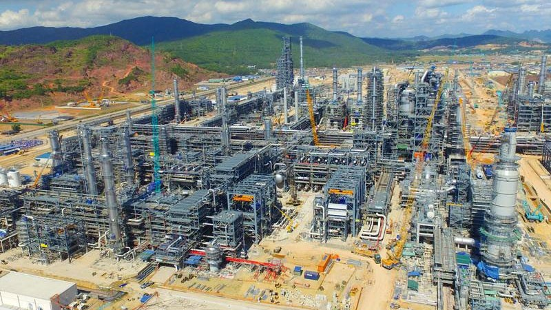 Vietnam's Nghi Son refinery produces 4.6 mln tonnes in first year