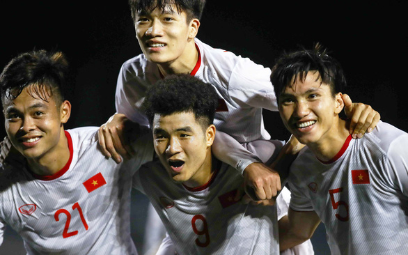Vietnamese champions lead Best XI of 2019 SEA Games men's football