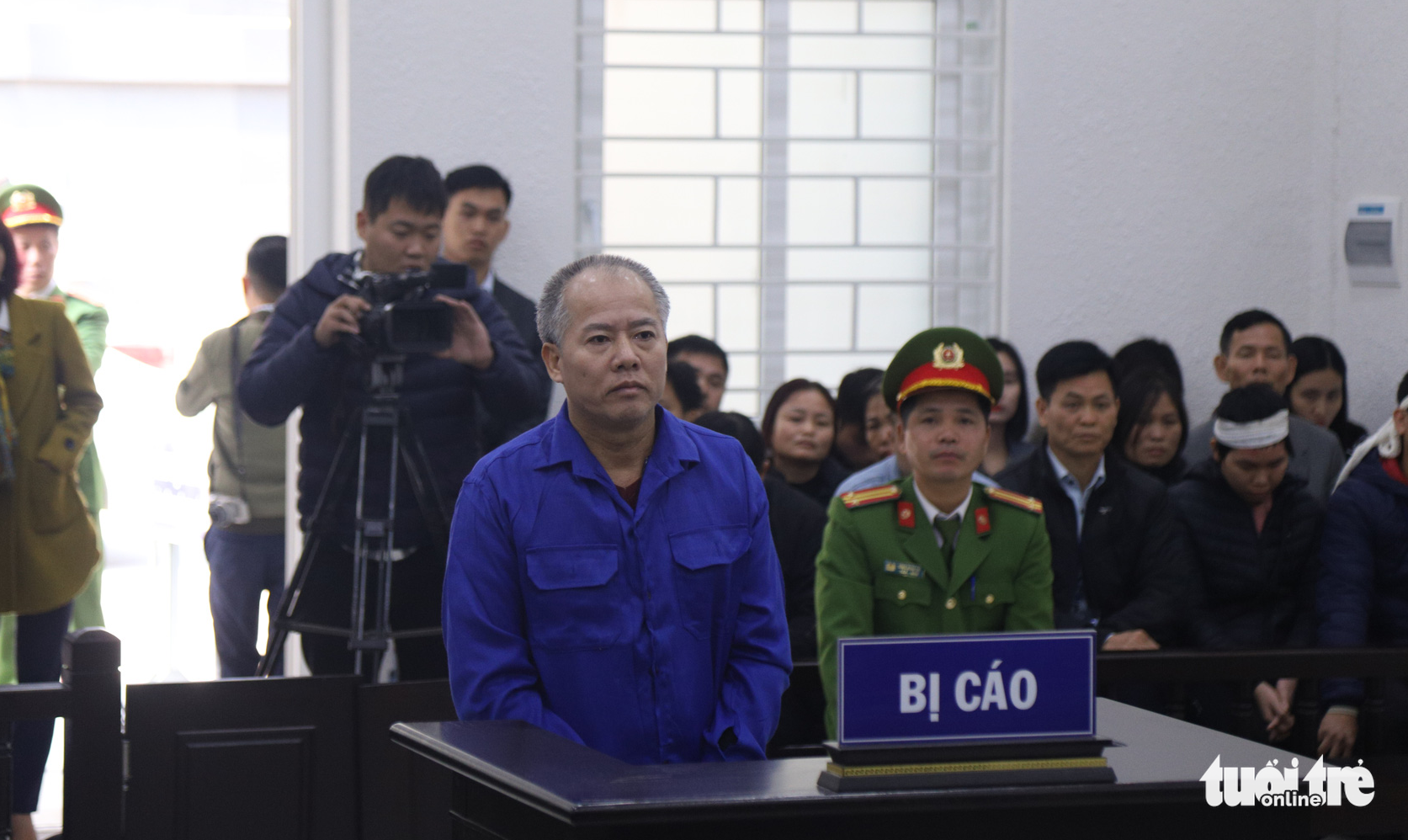 Hanoi man sentenced to death for murdering brother's family over land dispute