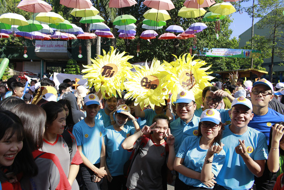 7,000 registered for charity run in Ho Chi Minh City