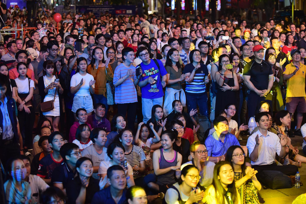 Ho Chi Minh City treats audience with first-ever int'l music festival organized by authorities