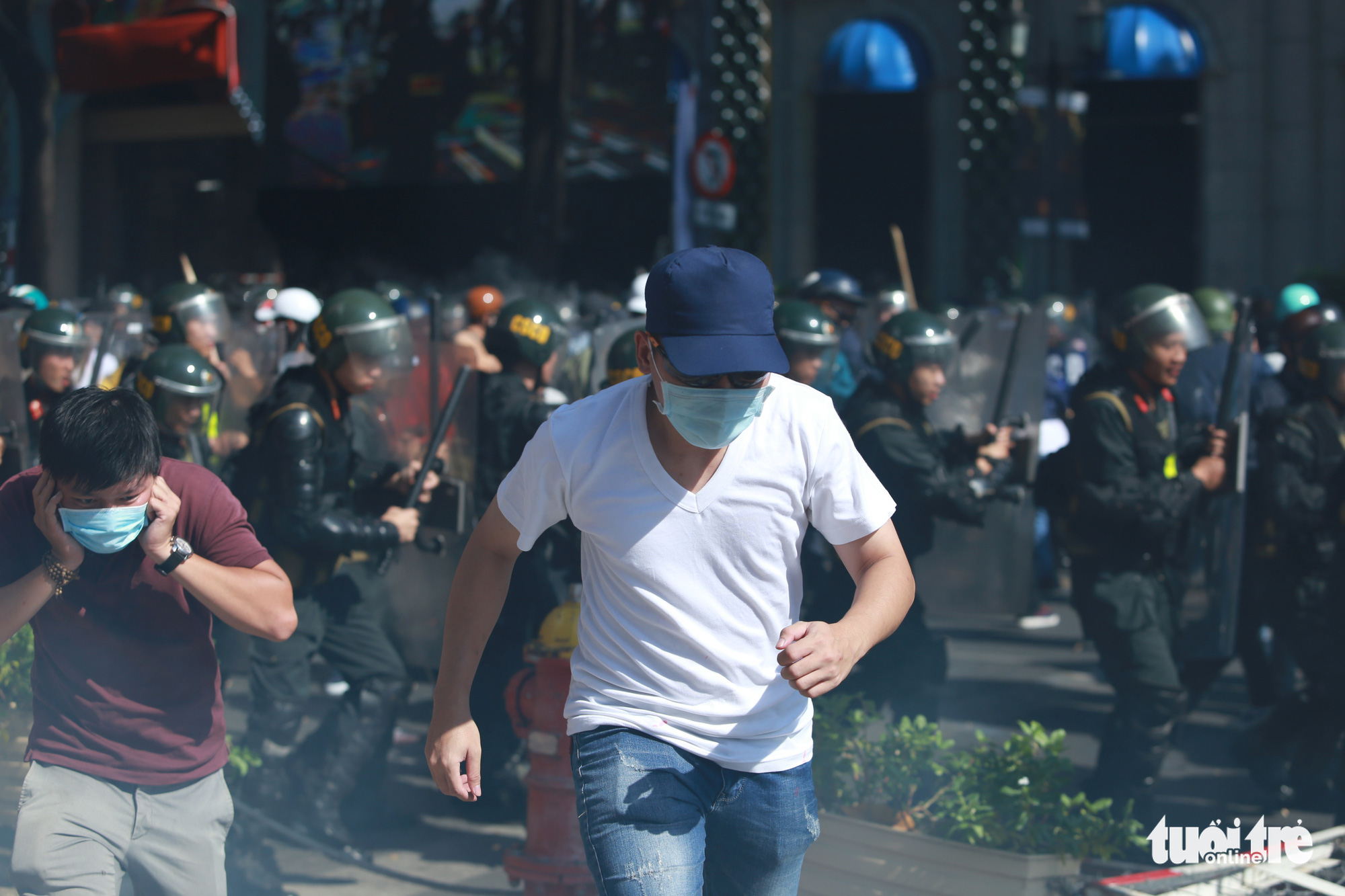 Over 4,000 take part in anti-terror drill in Ho Chi Minh City