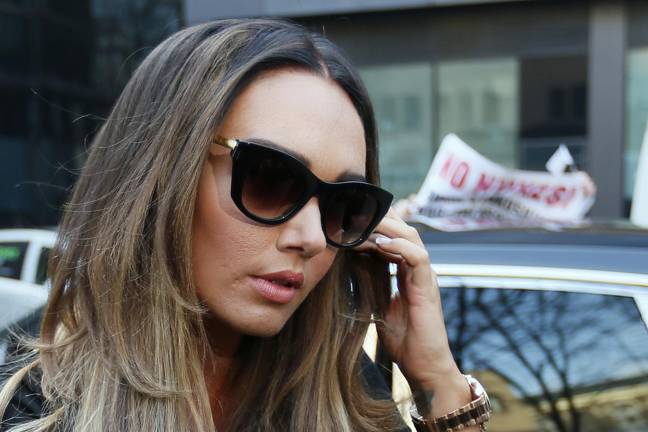 Jewelry worth $64 million stolen from UK's Tamara Ecclestone: Sun