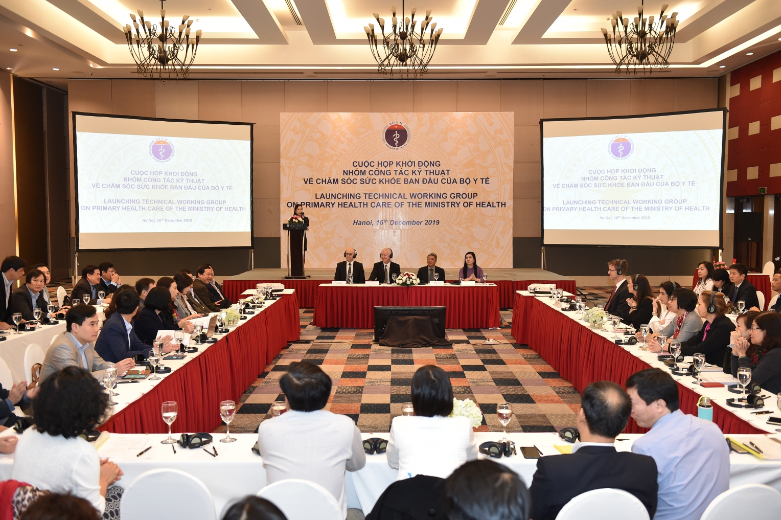 The conference ended with new hopes of a better healthcare system for Vietnamese