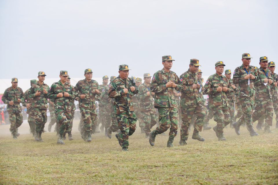 2,000 troops, civilians engage in inaugural disaster reponse exercise along Vietnam-Cambodia border