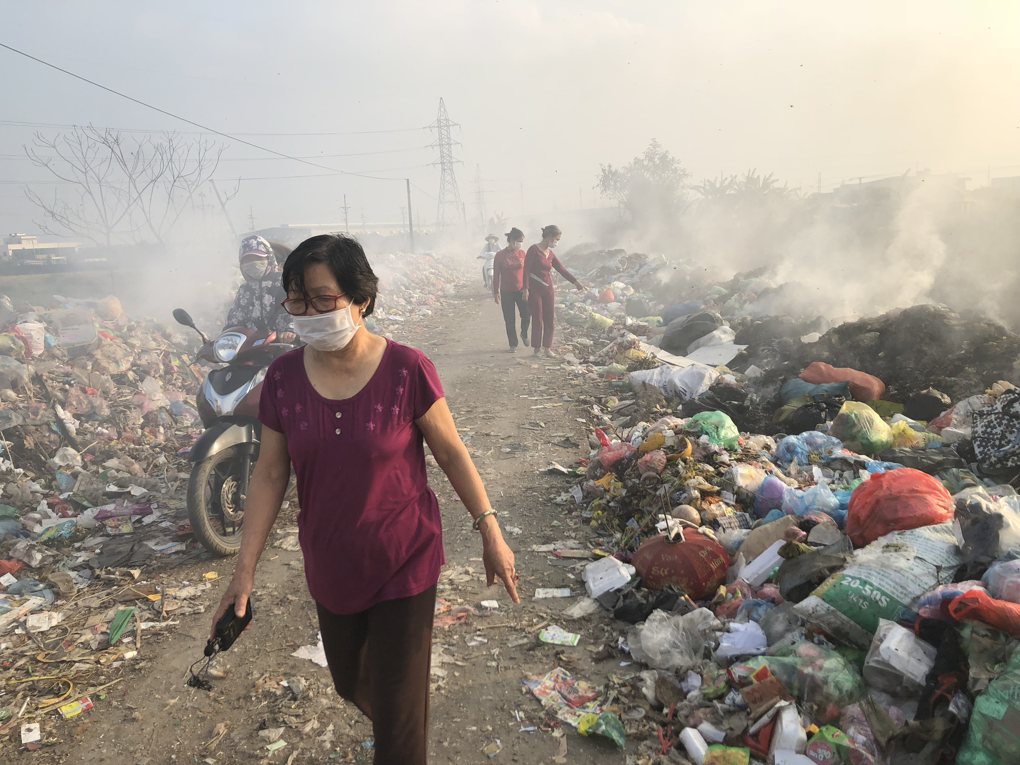 Vietnam's 'most polluted road' poses serious health risks to residents