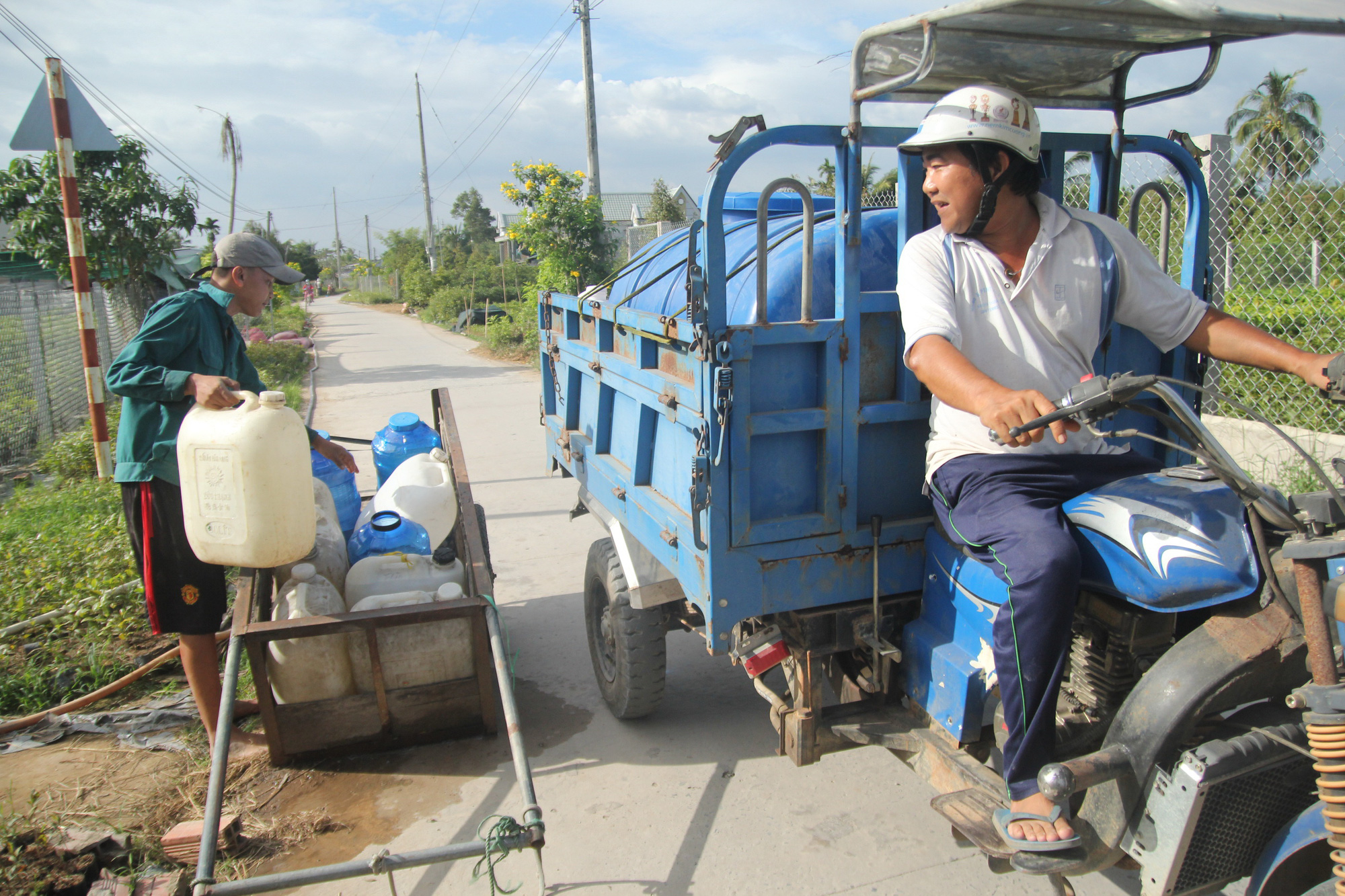 Drought, saltwater intrusion may reach record high in Vietnam's Mekong Delta