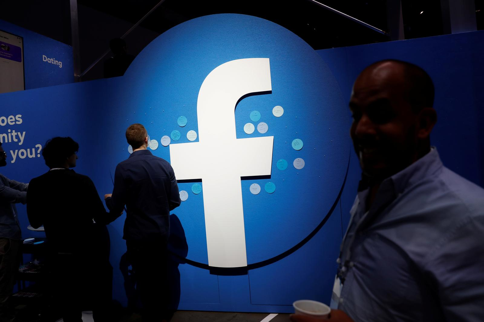 Facebook says group used computer-generated faces to push pro-Trump message