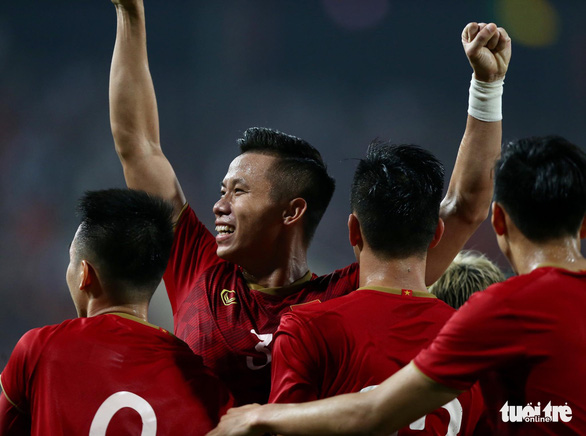 Vietnamese footballers dominate Fox Sports Asia's ASEAN Best 11 of 2019