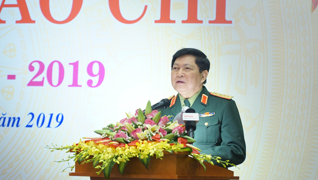 Vietnamese military will be prepared for 'situations in cyberspace': defense minister