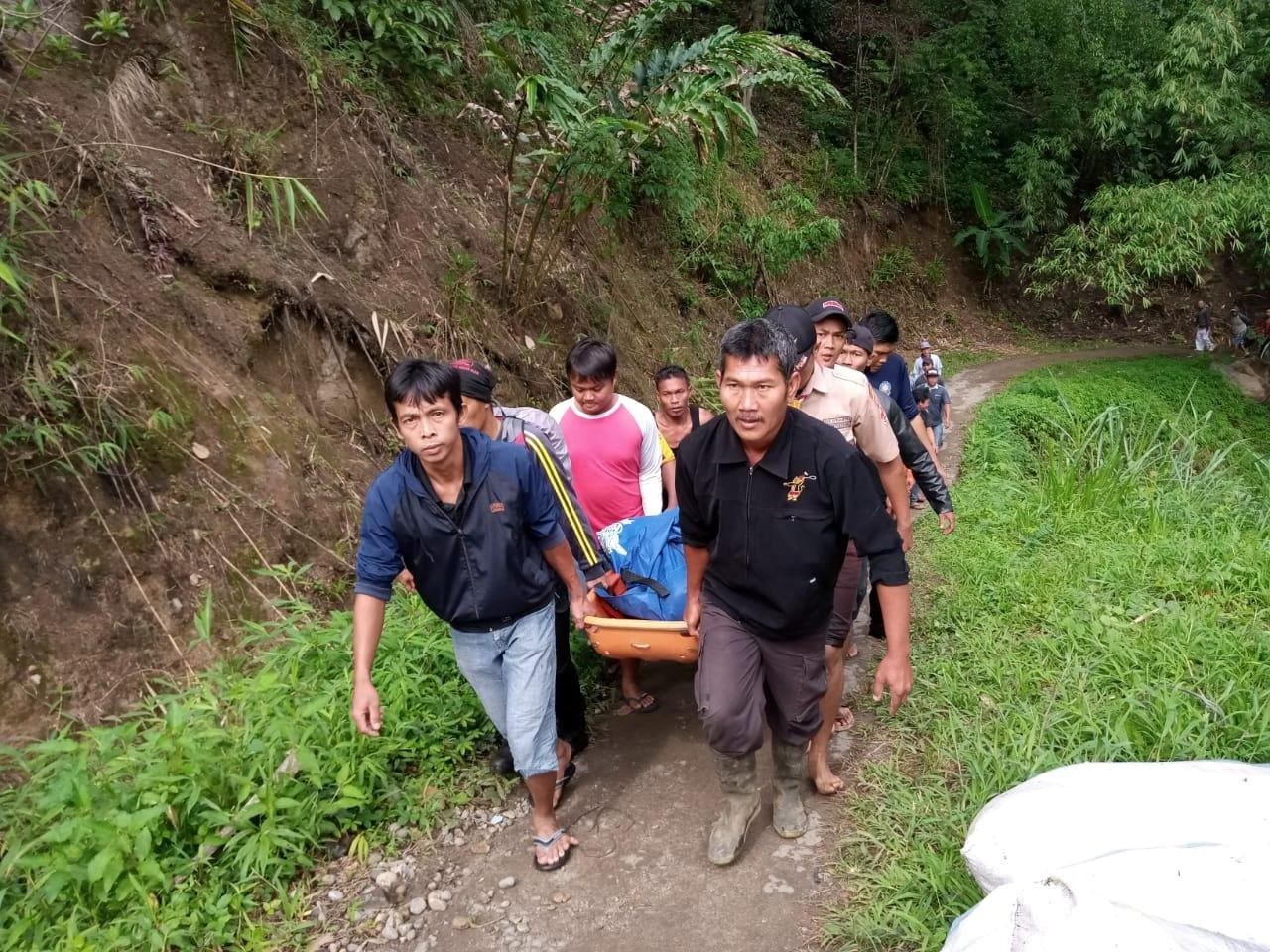 At least 26 killed as Indonesian bus tumbles into ravine