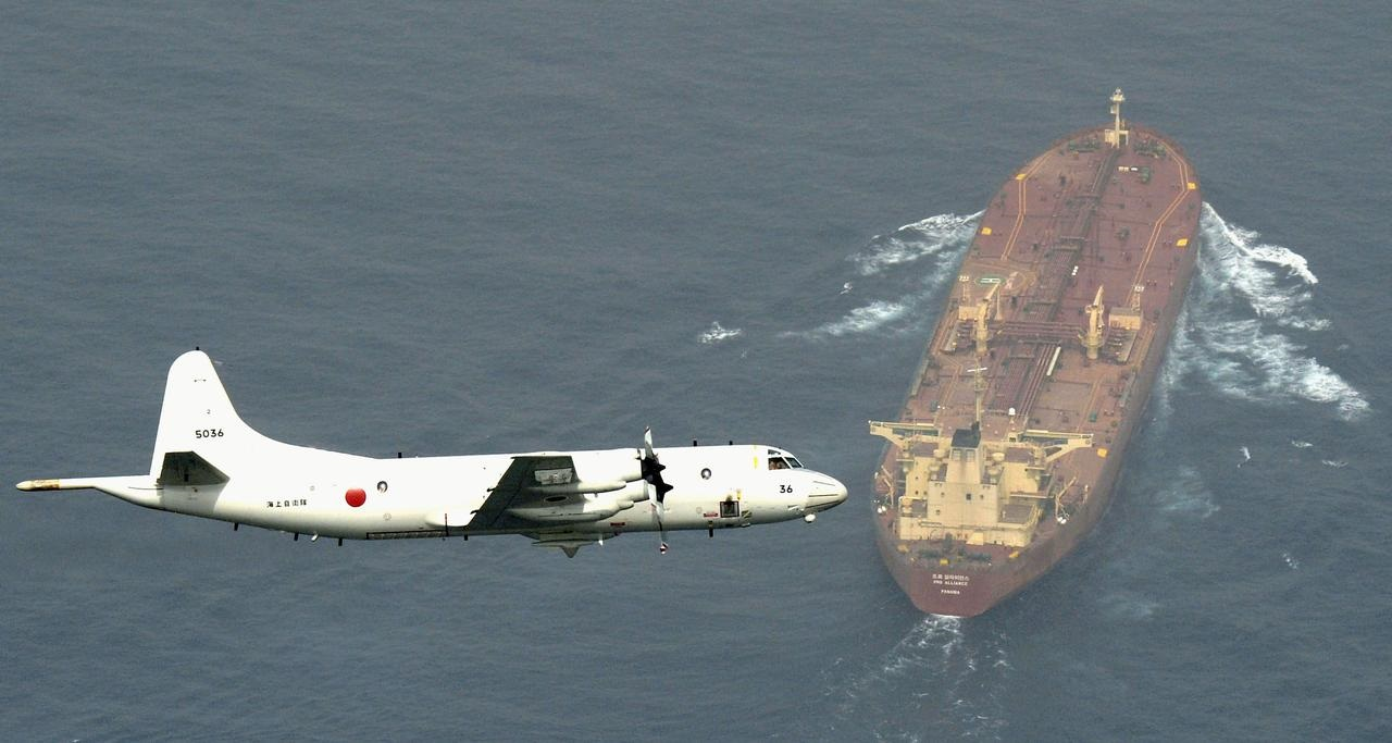 Japan to send warship, aircraft to Middle East to protect vessels