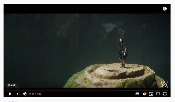 Son Doong Cave steals the show in trailer for Alan Walker's latest MV
