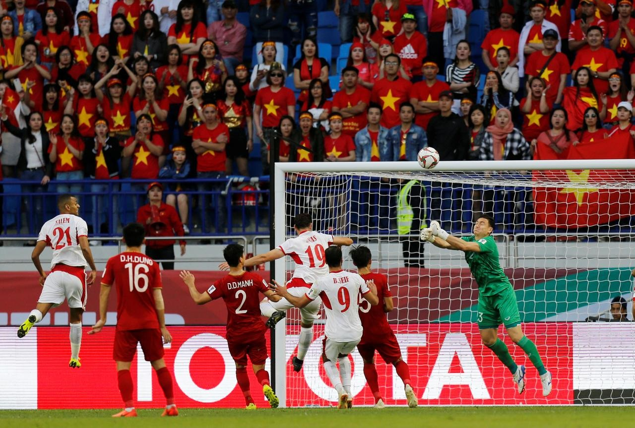 Vietnam among 12 surprising teams in 2019: FIFA