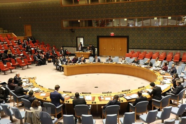 An open debate of the UN Security Council on May 23, 2019. Photo: Vietnam News Agency