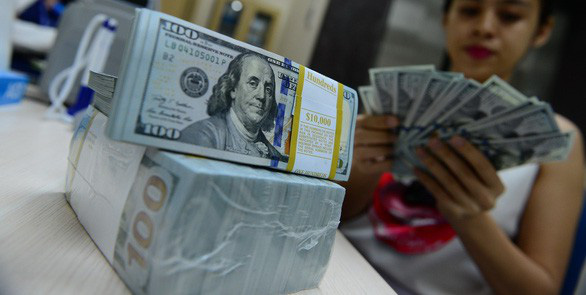Vietnam's forex reserves hit all-time high of $80bn