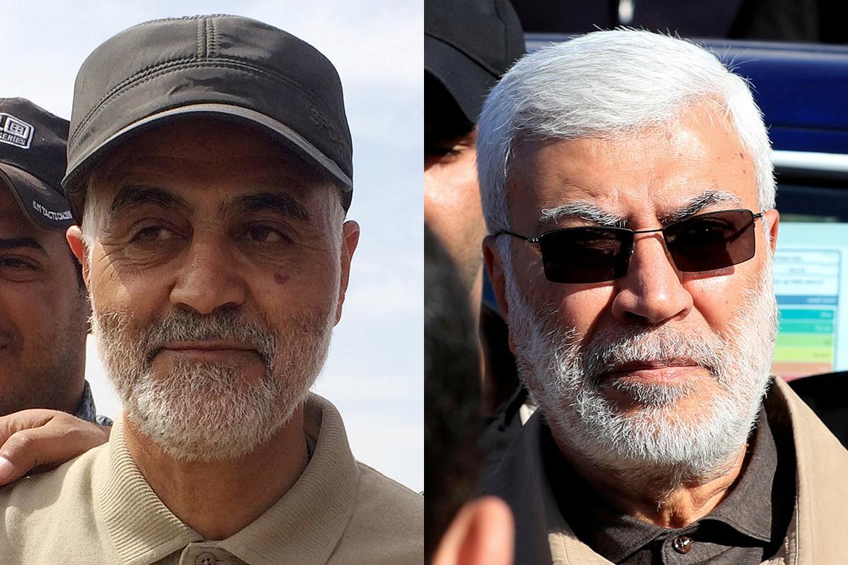 U.S. says it kills top Iranian commander Soleimani in air strike