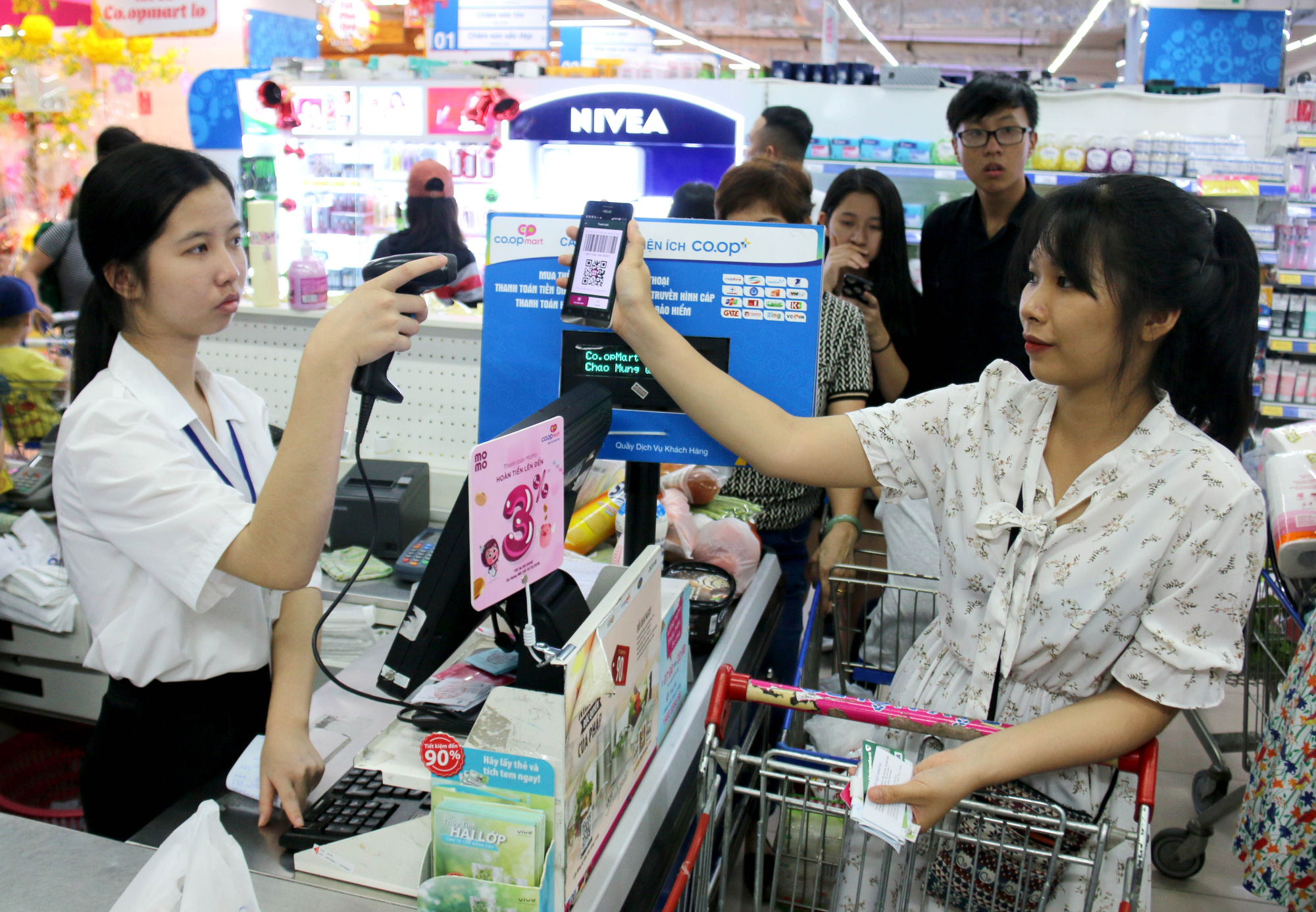 Vietnam logs fastest retail sales growth rate in four years
