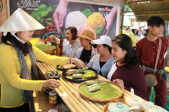 Ho Chi Minh City's Tet festival promotes use of environment-friendly products