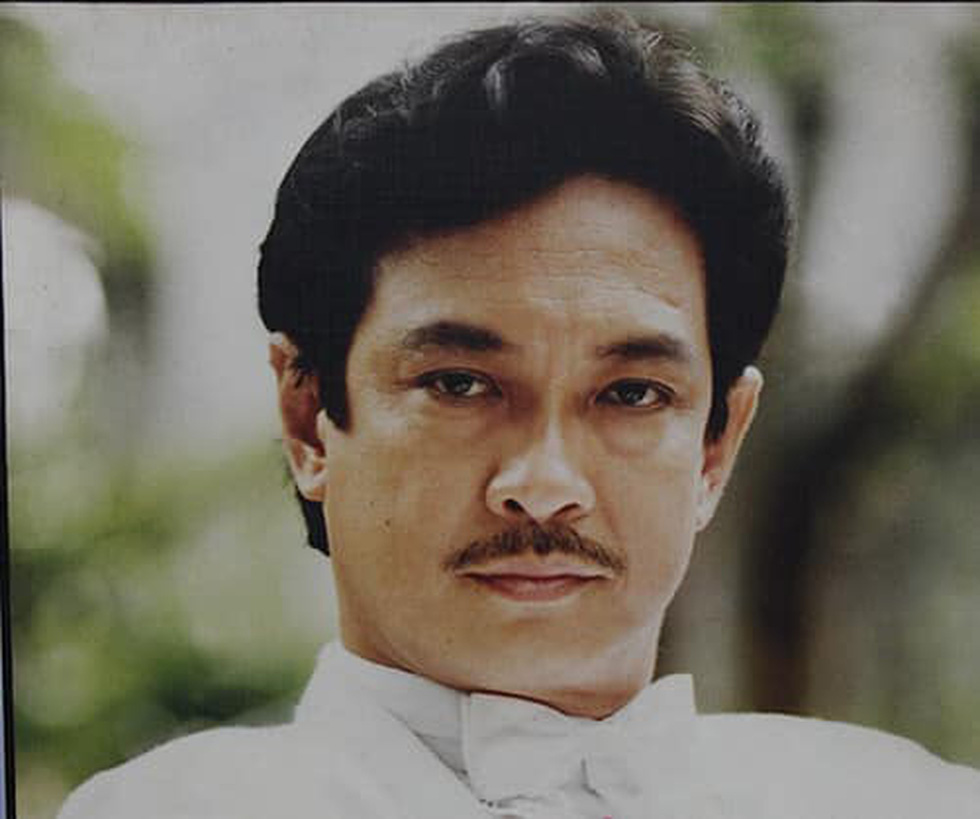 The late Vietnamese actor Nguyen Chanh Tin