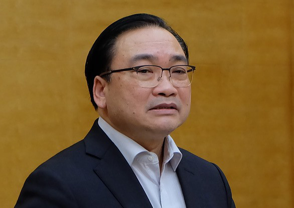 Central Inspection Committee proposes disciplining Party Secretary of Hanoi Hoang Trung Hai