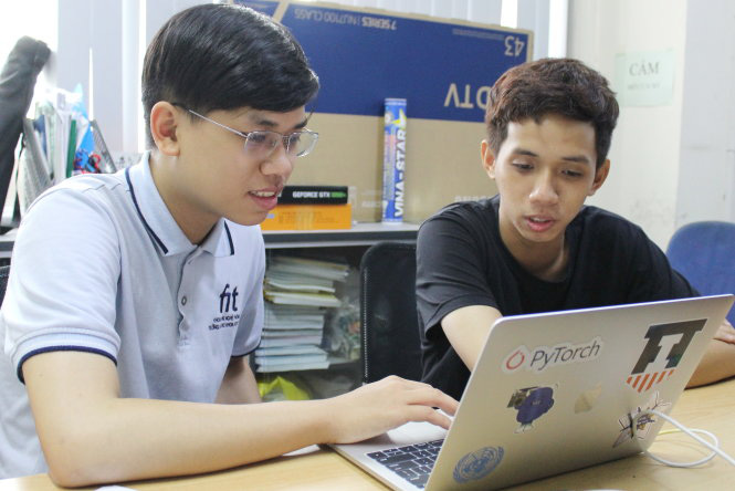 Young Vietnamese bring AI to local medical practices