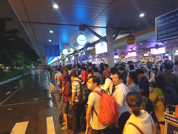 Ho Chi Minh City airport announces changes ahead of busy Lunar New Year travel season