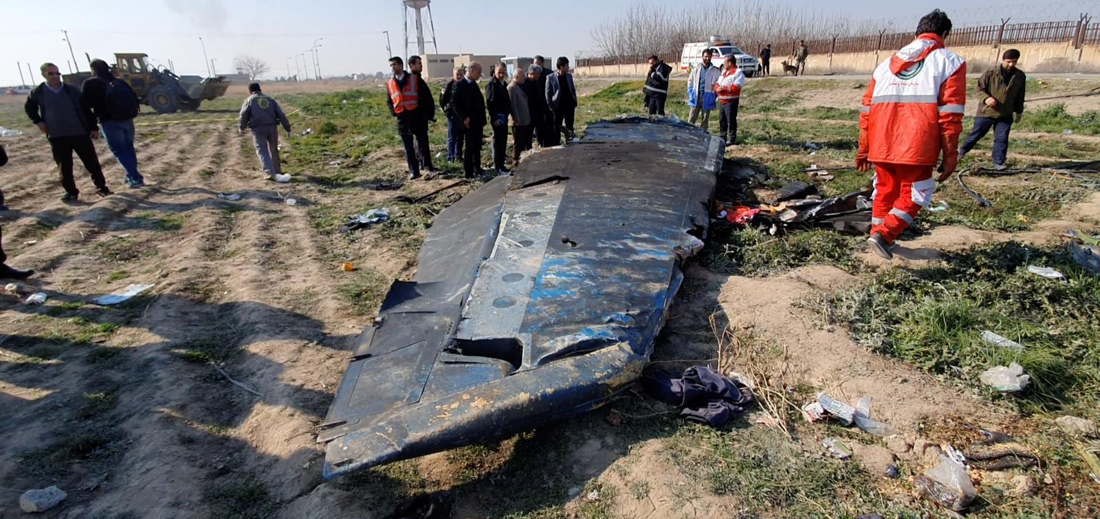 Iran admits it 'unintentionally' shot down Ukrainian aircraft