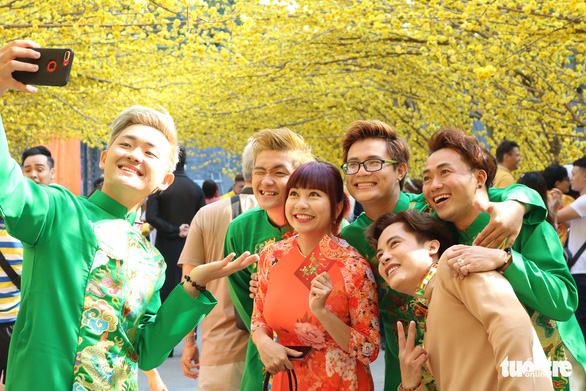 Tet Viet Festival ongoing in Ho Chi Minh City