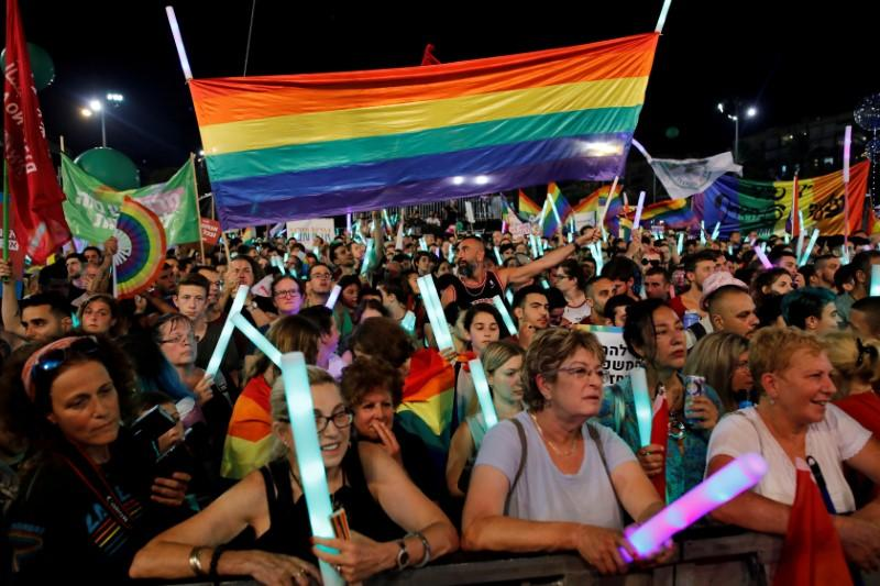 Israeli education minister implies homosexuality unnatural