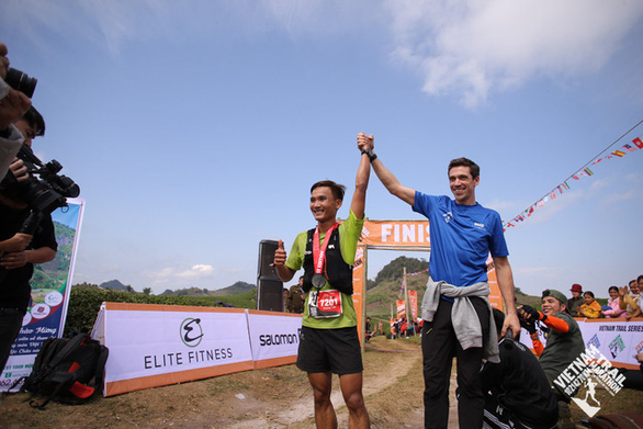 Locals win most races of 2020 Vietnam Trail Marathon, foreigners claim two events