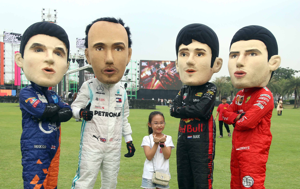 Ho Chi Minh City hosts event to promote Vietnam's inaugural F1 race in Hanoi