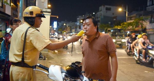 Drivers told not to sweat over eating ripe fruit as Vietnam enforces draconian drink-driving law