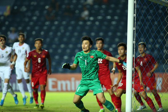 Vietnam have mountain to climb after second goalless draw at AFC U23 tourney