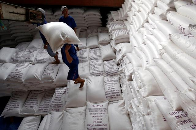 Vietnam 2019 rice exports up 4.2% y/y at 6.37 mln tonnes: customs