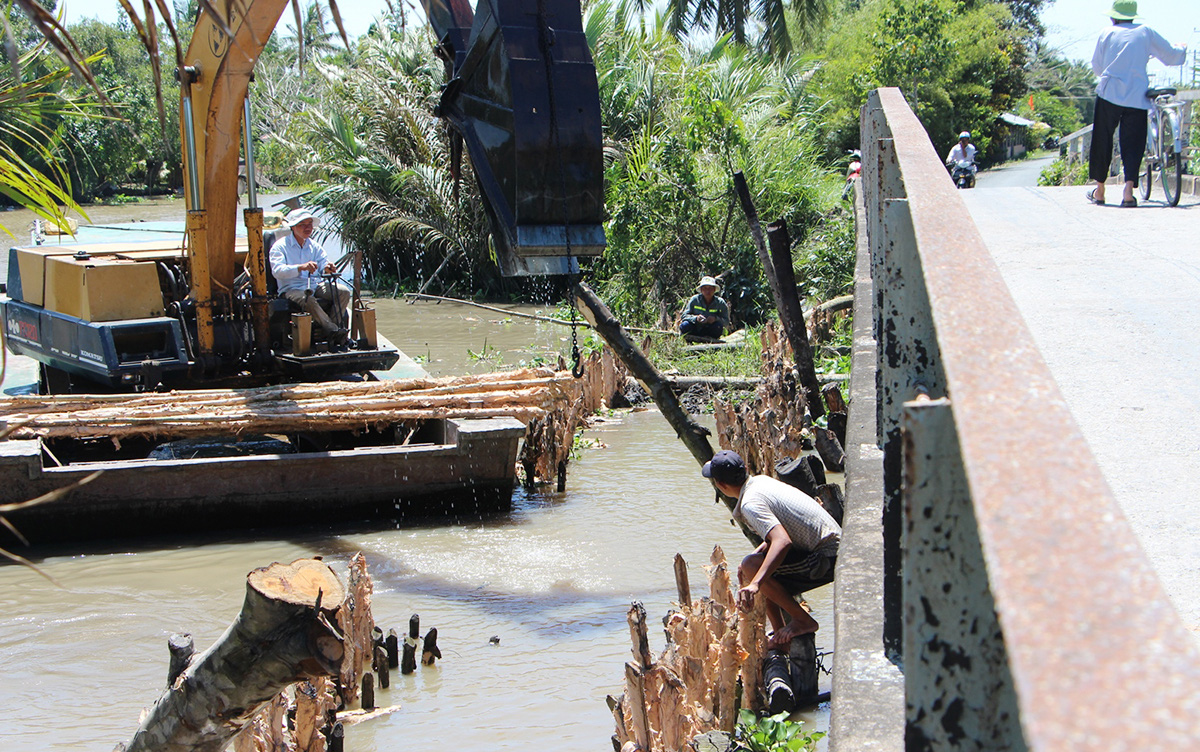Vietnam's Mekong Delta braces for serious saltwater intrusion