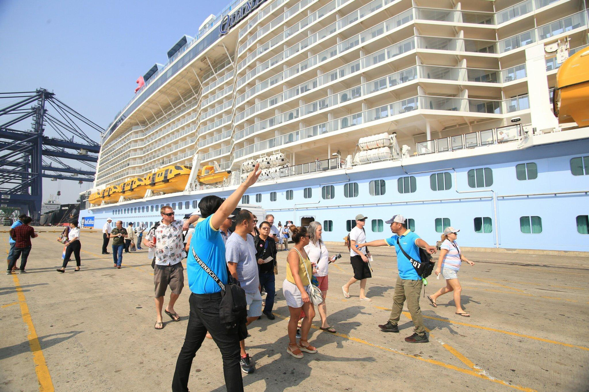 Cruise ship arrivals to Vietnam pick up in 2020