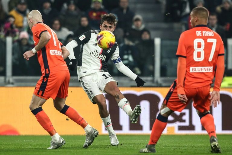 Shorn of stars Juventus, AC Milan still cruise in Italian Cup