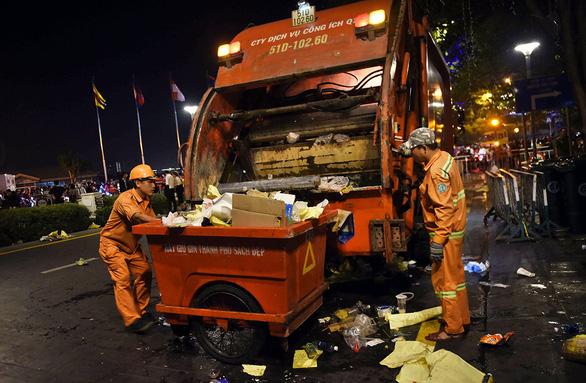 Bravery orange shades in Ho Chi Minh City night shadow