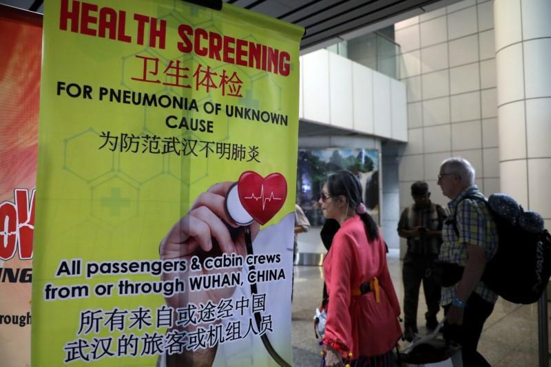 China virus scare sends shudder through European luxury goods sector