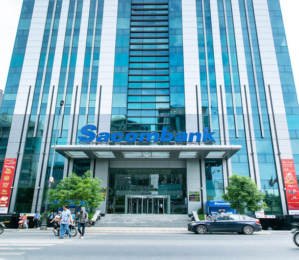 Building that houses Sacombank headquarters is on sale