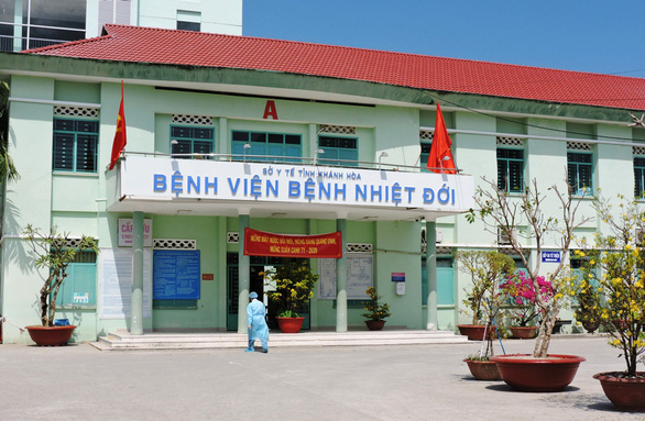 The Khanh Hoa Hospital for Tropical Diseases in the namesake south-central Vietnamese province. Photo: Phan Song Ngan / Tuoi Tre