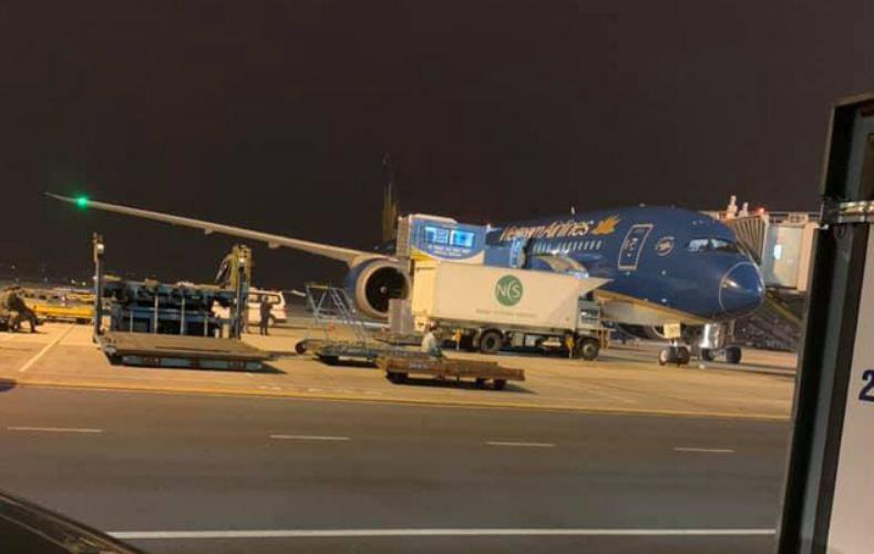 S.Korean man dies during Seoul-Hanoi flight