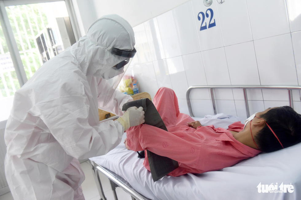 Vietnam says treating novel coronavirus patients for free