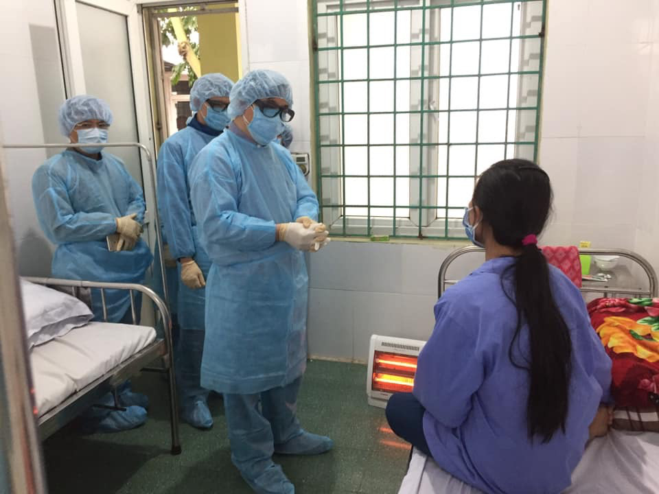 Asymptomatic person tests positive for new coronavirus in Vietnam